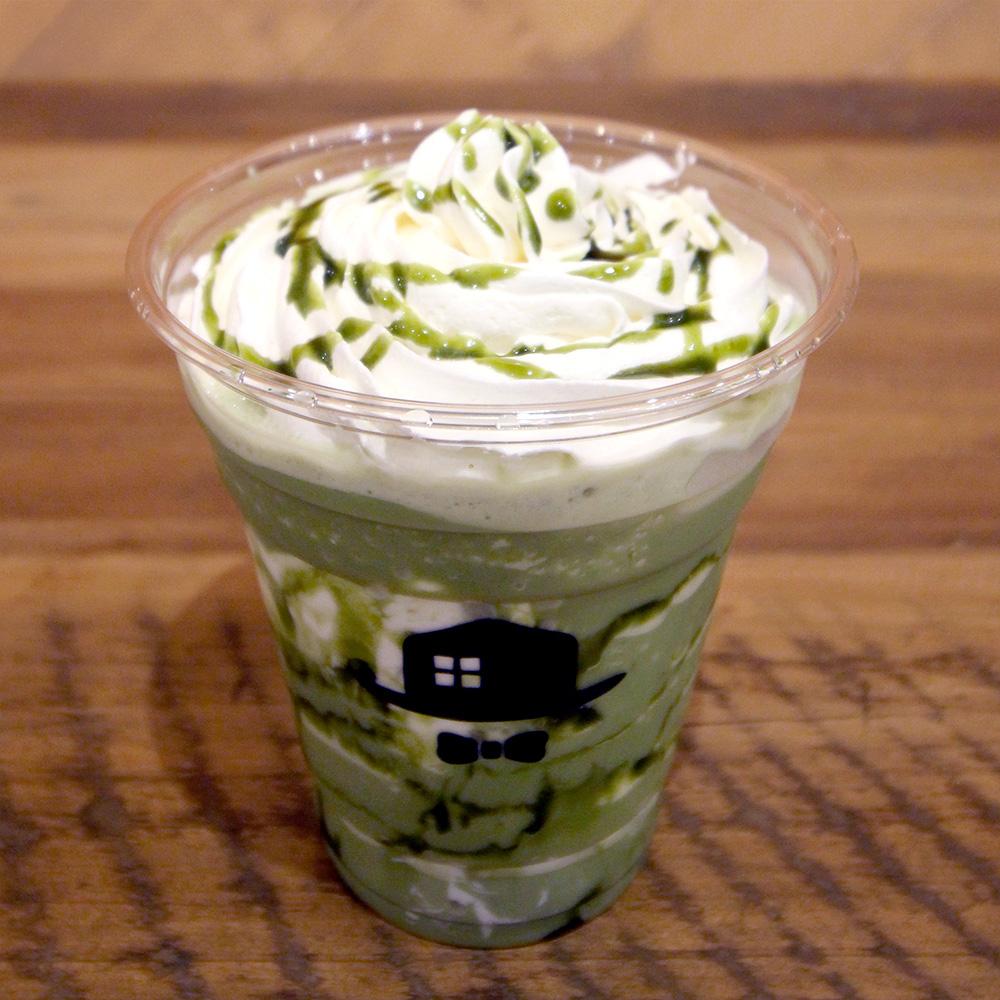 Matcha-tcha Frozen Latte
